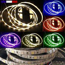 Ruban LED RVBB RGBW, RVB RGB + Blanc Chaud étanche IP65 cablé