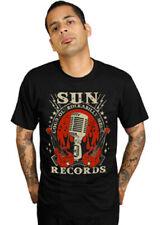 STEADY CLOTHING Rockabilly Music Sun Records T-Shirt S-3XL NEW