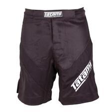 Tatami BJJ Pantaloncini IBJJF Dynamic Fit Nero MMA Da Uomo Jiu Jitsu