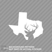 Browning Texas Deer Hunting Vinyl Sticker Decal V247 Hunt Hunter Choose Size!!