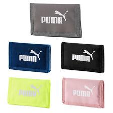 PUMA Geldbeutel, Unisex, PUMA Phase Wallet, (13x8x2cm), Logoprint, Geldbörse