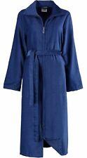 cawö femmes peignoir peignoir robe de chambre bleu 4311 115
