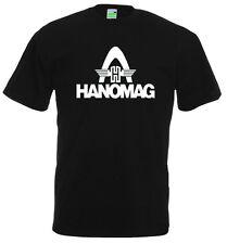 Hanomag T-Shirt | Rheinstahl-Bogen | LKW | Laster | Oldi | Trucker      244-0-02