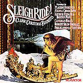 Sleigh Ride! - Classic Christmas Favorites [CD New]