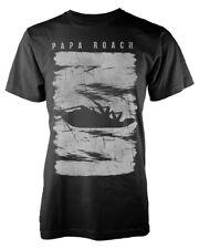 "I Papa Roach ""SCARAFAGGIO"" T-Shirt-Nuovo e Ufficiale!"
