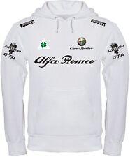 FELPA ALFA ROMEO maglietta POLO spider fiat 155 bmw t-shirt mito giulietta rally