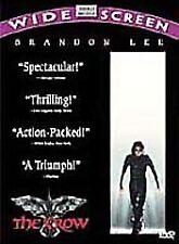 The Crow (Widescreen) DVD