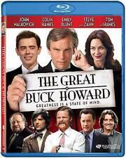 The Great Buck Howard Movie John Malkovich/Emily Blunt/Tom Hanks (Blu-ray 2009)