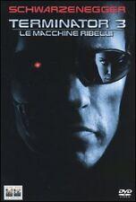 Terminator 3. Le macchine ribelli (2003) DVD NUOVO E SIGILLATO SLIM COVER