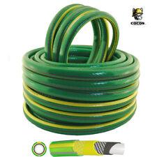 """Gartenschlauch 1//2/"""" 30m grün Spritzset WL Wasserschlauch Qualitätsschlauch"""