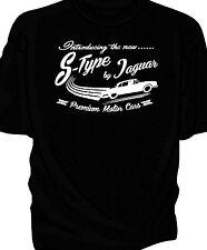 """Introducing The New"" Jaguar S-Type, Retro T-Shirt."