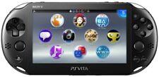 kb09 NEW SONY PS Vita PCH-2000 ZA11 Black Console Wi-Fi model Japan Import F/S