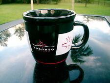 TORONTO  CANADA MUG REDUCED PRICE FOR QUICK SALE BIG BLACK CITY MUG SOUVENIR