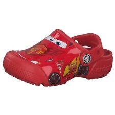 Filles Crocs Disney Princess Sabots rose Taille 6 7 8 9 10 11 12 13 ariel cendrillon