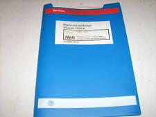 Werkstatthandbuch VW Sharan Direkteinspritzanlage Vorglühanlage Pumpe Düse EH