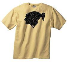Cuban CIGAR Vintage COHIBA Silhouette PINUP Label T-Shirt Cuba Ponytail GIRL