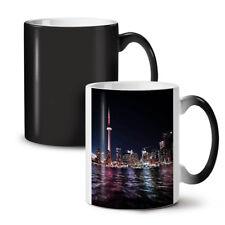 Toronto Canada Town NEW Colour Changing Tea Coffee Mug 11 oz   Wellcoda