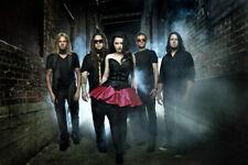 Evanescence PoP Music Band Group Art Silk Poster Wall Decor