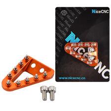 NiceCNC Step Plate Tip for Brake Pedal Lever fit KTM 125 150 250 300 350 450 500