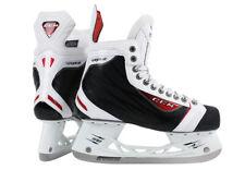 CCM RBZ 75 White LE Junior Ice Hockey Skates