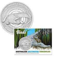 Bindi Saltwater Crocodile - Australien 1 Dollar 2013 1 Oz Silber mit Blister