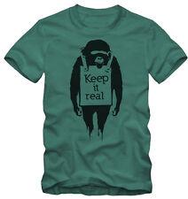 T-shirt /Maglietta Keep it real  Kraz Shop