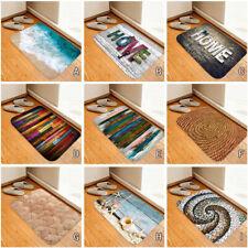 40X60 CM Carpet Hallway Doormat Anti - Slip Absorb Waterproof Kitchen Mat/Rug UK