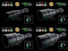 Opticfire® AG-VI 75 67 50 38 LED Supreme hunting torch light lamping lamp kit
