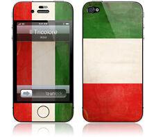 Gelaskins Gelaskin iPhone 4S Il Tricolore