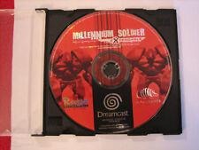 Millennium Soldier expendable Sega Dreamcast