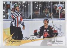 2012-13 Sereal KHL All-Star Collection Celebration #CEL-018 Sergei Kalinin Card