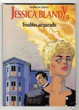 JESSICA BLANDY TOME 11. TROUBLES AU PARADIS  EO  RENAUD - DUFAUX