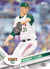 2017 Topps Pro Debut Baseball #192 Robert Tyler Boise Hawks