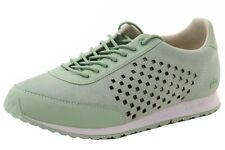 Lacoste Women's Helaine Runner 216 Fashion Light Green Sneakers Shoes