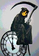 BUY 2 GET 1 FREE! Vintage Grim Reaper POSTER ART PRINT GRP01 A4 A3