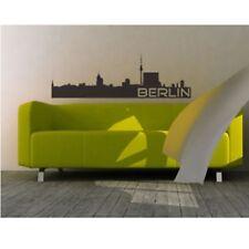 Wandaufkleber Stadt Städte Berlin ab 120cm länge