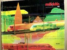 Catalogo Marklin in scala H0 1987/88 - FRA  -  [TR.26]