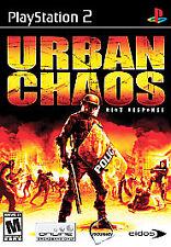 Urban Chaos: Riot Response (Sony PlayStation 2, 2006)