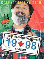The Red Green Show - 1998 Season (DVD, 2007, 3-Disc Set)