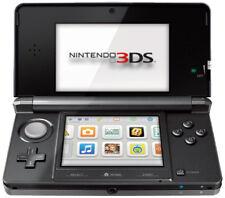 Système Portable Nintendo 3DS Noir Cosmo (PAL)