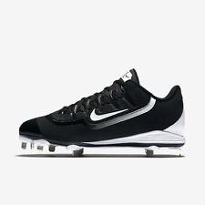 Nike™ Men's Huarache 2kfilth Pro Low Baseball Cleats 807126-010