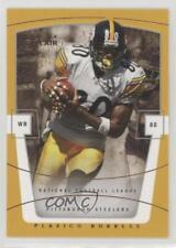 2004 Flair #59 Plaxico Burress Pittsburgh Steelers Football Card