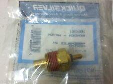 "OEM MerCruiser 3/8"" Water Temp/Temperature Sender Sending Unit 806490T OMC Volvo"