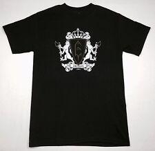"Emperor ""Kings Crown"" T-shirt Official Adult Mens Black New S,L,XL"