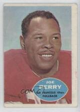 1960 Topps #114 Joe Perry San Francisco 49ers Football Card