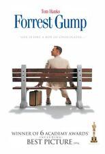 Forrest Gump 8x10 11x17 16x20 24x36 27x40 Movie Poster Vintage Tom Hanks A
