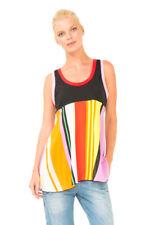Desigual Sports Lux  Mirna Striped Cami Top XS-XXL UK 8-18 RRP�44