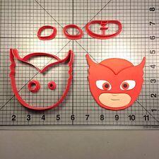 Cartoon Character 282 Cookie Cutter Set