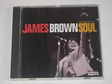 CD/JAMES BROWN/GODFATHER OF SOUL/Spectrum 5500402