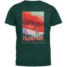 Exoplanet Kepler 186f Forest Adult T-Shirt